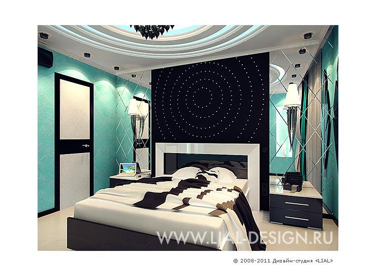 Дизайн 2 комнатной квартиры с проектом