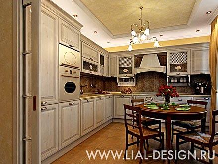 Дизайн интерьера кухни в картинках