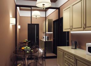 дизайн комнаты отдыха в салоне красоты