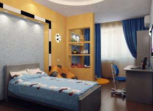 Детская комната фото интерьера
