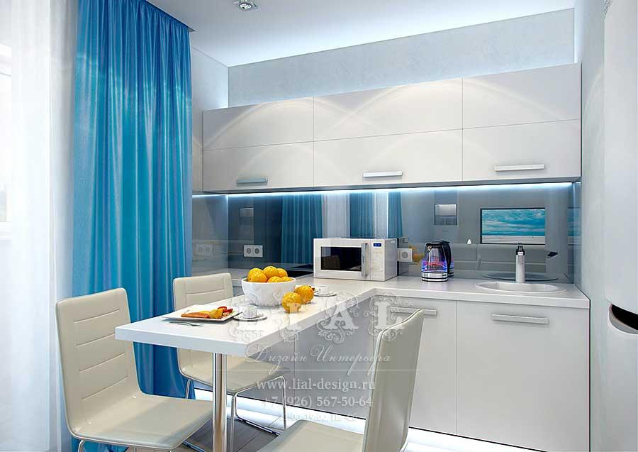 дизайн двухкомнатной квартиры 50 кв.м. фото