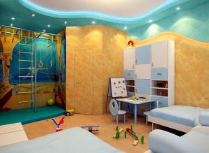 интерьер детской комнаты 2016 фото новинки