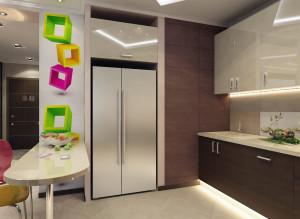 Идеи дизайна стильной кухни