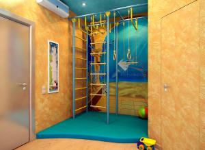 интерьер детской комнаты современные идеи