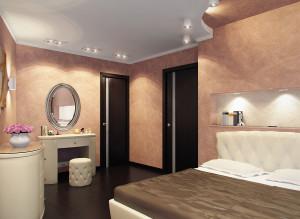 Современные идеи интерьера спальни