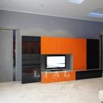 Дизайн гостиной ТВ-зона