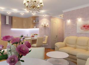 Идеи дизайна стильной гостиной фото