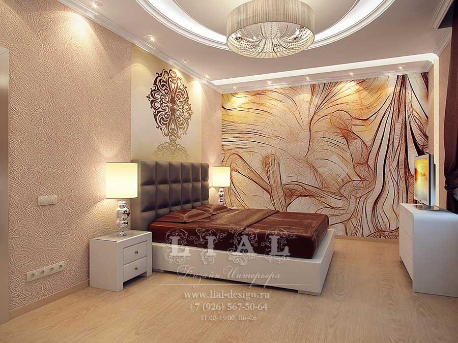 Дизайн спальни фото 2016 современные идеи обои