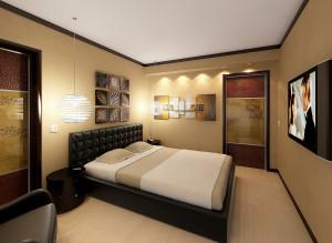 Дизайн стильной спальни фото 2016