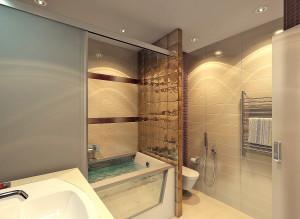 Дизайн современной ванной комнаты фото