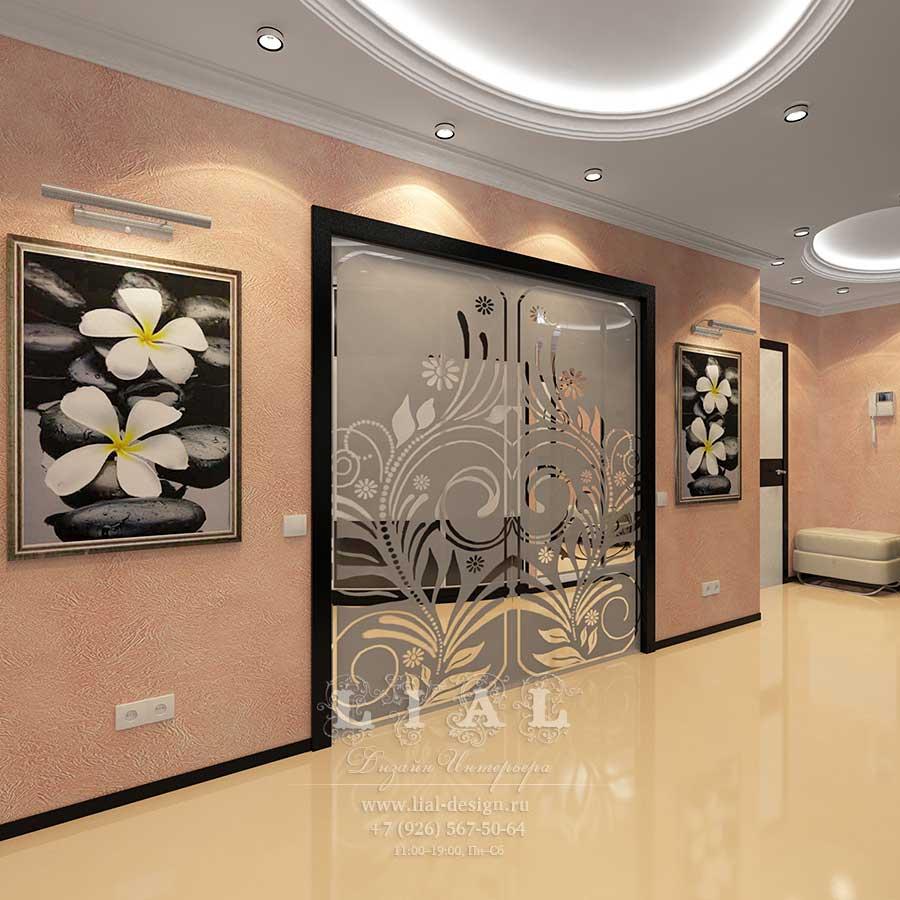 Длинный коридор в квартире хрущевке дизайн