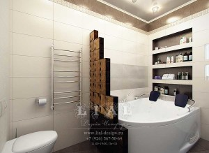 Дизайн ванной комнаты