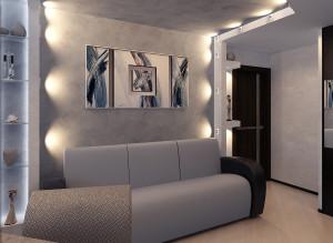Идеи стильной гостиной фото дизайна