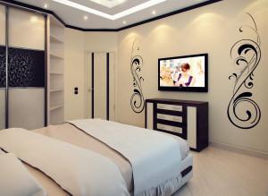 Дизайн стильной спальни 2016 фото новинки