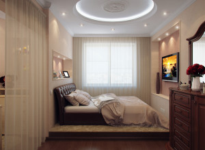 Дизайн стильной спальни фото 2016 современные идеи