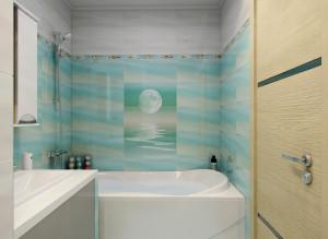 Идеи дизайна ванной комнаты фото