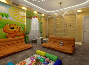 Идеи дизайна детской комнаты фото