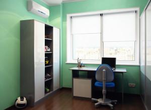 Дизайн современной детской комнаты для мальчика