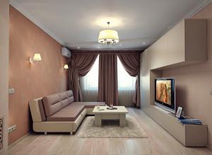 Дизайн стильной гостиной фото идеи