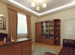 Дизайн современного кабинета
