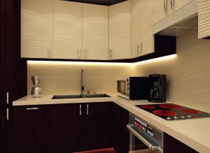 Современные идеи интерьера кухни