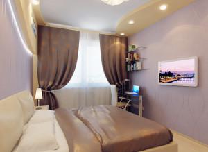 Идеи дизайна стильной спальни 2016 фото новинки