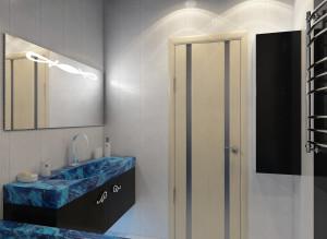 Стильный дизайн ванной комнаты фото 2016