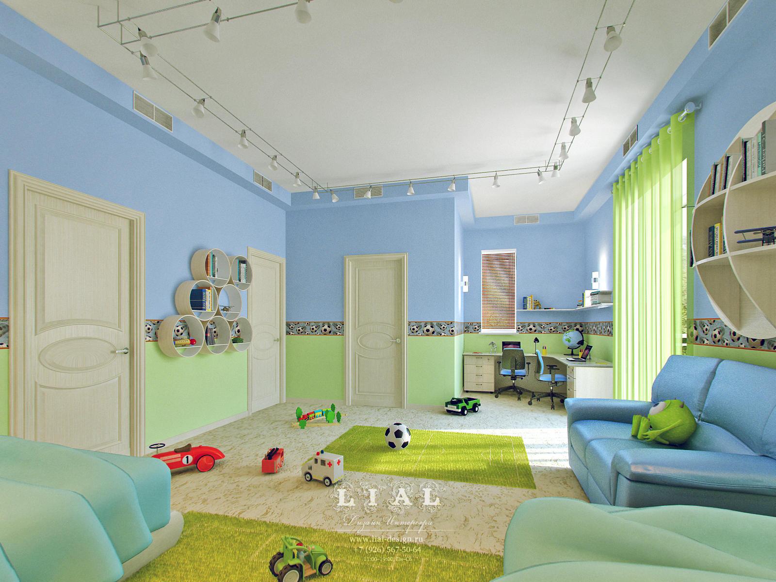 Дизайн детской современные идеи