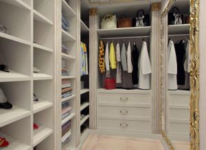 Идеи дизайна гардеробной