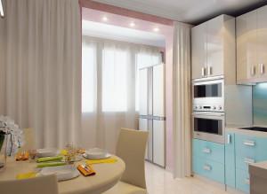 Дизайн современной кухни фото