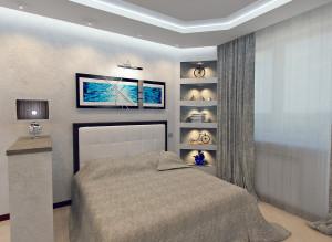 Стильный дизайн спальни 2016 фото новинки