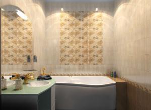 Современные идеи дизайна ванной комнаты фото 2016