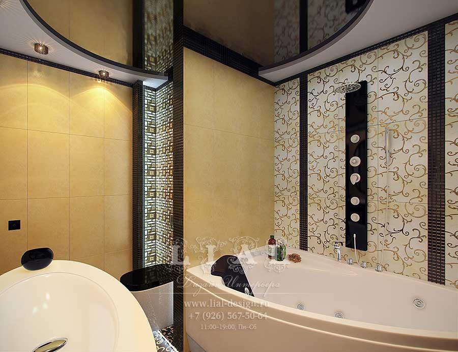 Дизайн ванной комнаты: фото 2016