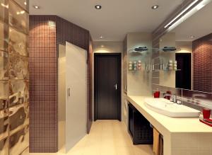 Идеи дизайна стильной ванной комнаты фото
