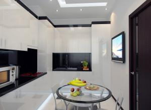 Дизайн стильной кухни