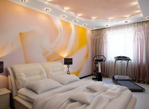 Фото современной спальни