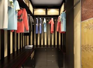 Дизайн гардеробной