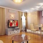 Идеи дизайна стильной гостиной