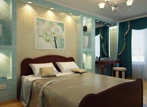 Идеи дизайна спальни фото