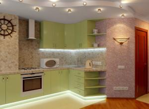 Современные идеи дизайна кухни
