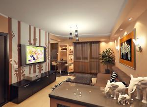 Дизайн гостиной фото 2016