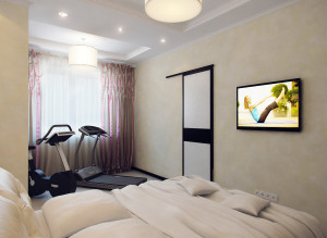 Идеи дизайна спальни фото в светлых тонах