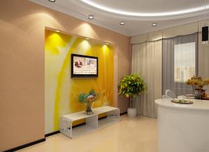 Дизайн интерьера кухни фото ТВ-зоны