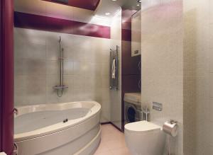 Идеи дизайна стильной ванной комнаты