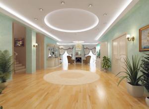 Идеи дизайна большой гостиной