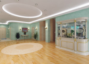 Современные идеи дизайна большой гостиной