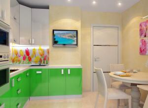 Идеи дизайна стильной кухни фото