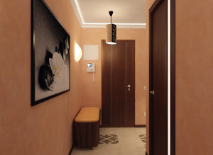 Дизайн интерьера прихожей фото