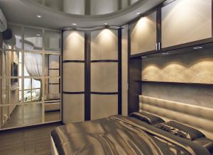 Идеи дизайна стильной спальни фото
