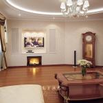 Современный дизайн гостиной фото 2016